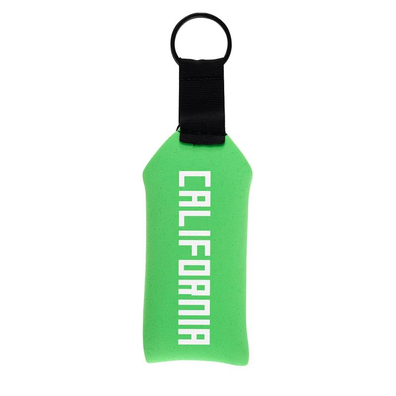 "1 5/8"" Floating Neoprene Keychain"