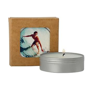 2 oz. Scented Candle in Kraft Window Box