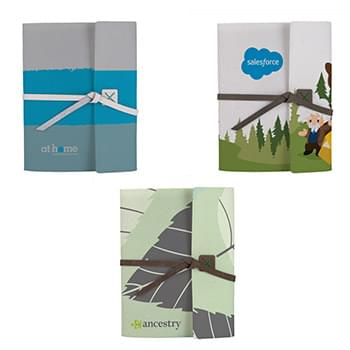 Sanford Recycled Dye-Sublimated Felt Composition Book Cover