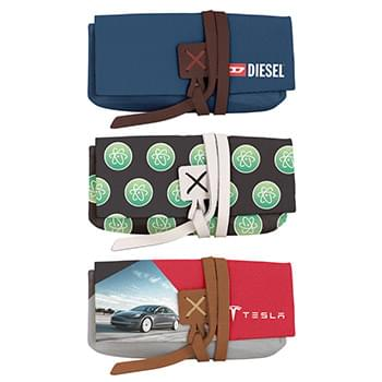 Walsh Recycled Dye-Sublimated Felt Sunglass Case