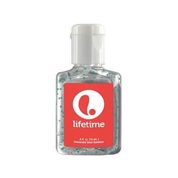 0.5 oz. Moisture Bead Sanitizer in Clear Bottle